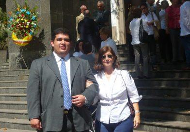 INTERNACIONALISTAS 52 ANIVERSARIO Luis Daniel y Maria Teresa Romero (Copy)