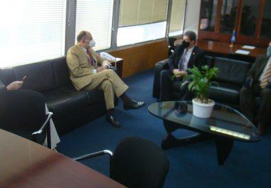 Firma del Convenio de Cooperación Institucional con el SELA